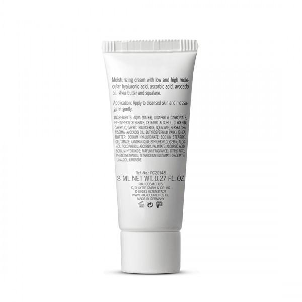 RAU Hyaluron 24h Cream 8 ml – krém s kyselinou hyalurónovou, vitamínom C a sheabutter