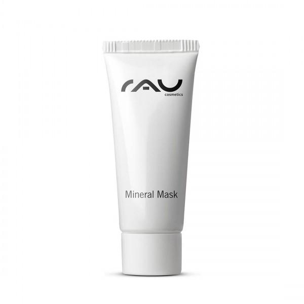 RAU Mineral Mask 8 ml – Zmatňujúca maska na tvár so zinkom a hojivou kriedou pre nečistú pleť