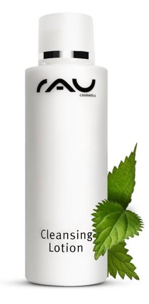 RAU Cleansing Lotion 200 ml – Čistiace mlieko so žihľavovým extraktom
