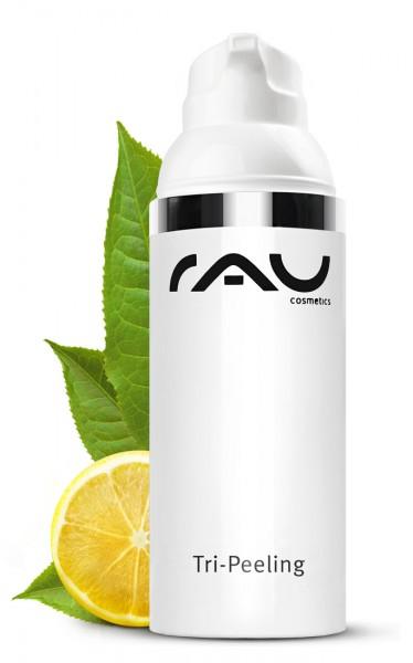 RAU Tri-Peeling 50 ml - enzymatický peeling s ovocnými kyselinami, papájou a bielym čajom