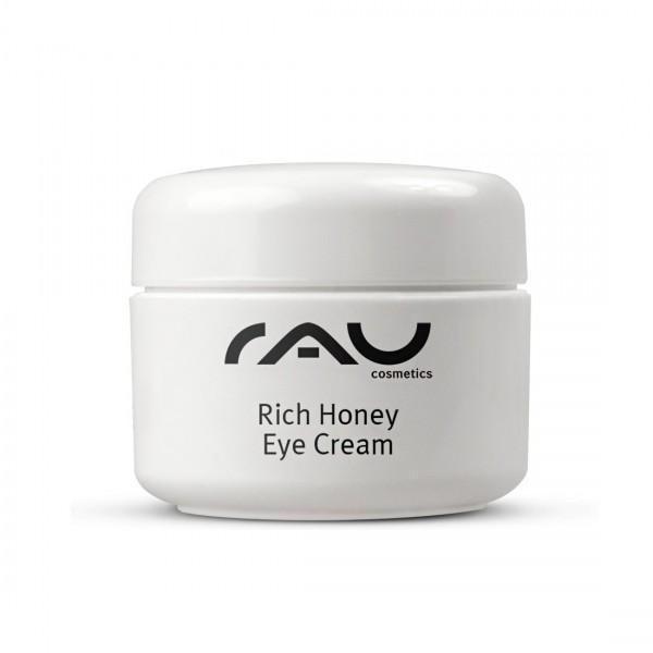 RAU Rich Honey Eye Cream 5 ml – pre žiarivú pokožku okolo očí v každom veku