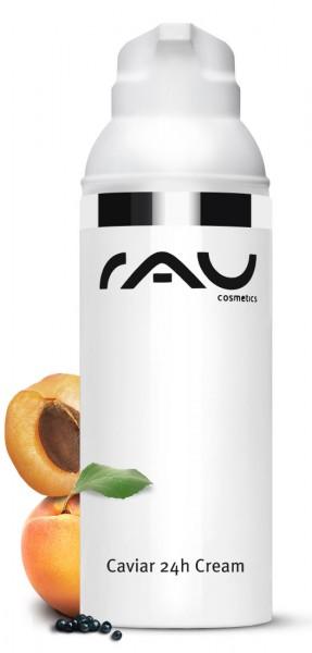 RAU Caviar 24h Cream 50 ml – učinná starostlivosť o pleť s kaviárovým extraktom