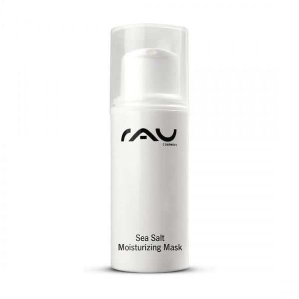 RAU Sea Salt Moisturizing Mask 5 ml – príjemná maska s morskou soľou a kyselinou laktobionovou