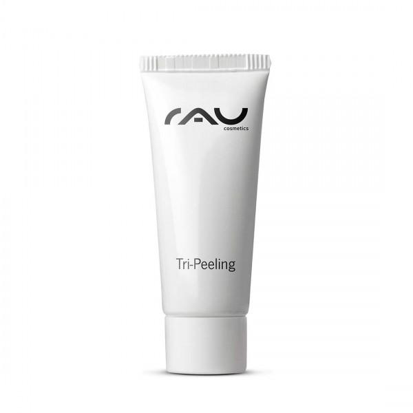 RAU Tri-Peeling 8 ml - enzymatický a peeling s ovocnými kyselinami, papájou a bielym čajom