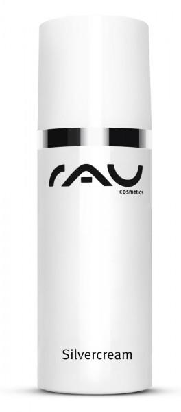 RAU Silvercream 50 ml –krém na tvár na nečistú pleť so zinkom, ureou & šalviou