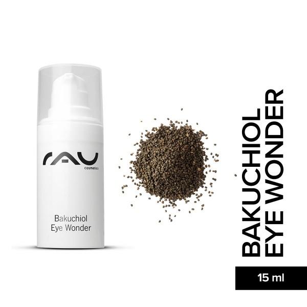 RAU Bakuchiol Eye Wonder 15 ml – výživný krém na oči