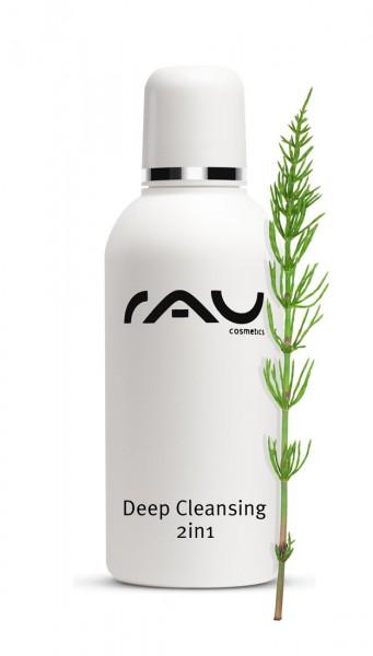 RAU Deep Cleansing 2in1 75 ml - Čistenie a tonikum v jednom