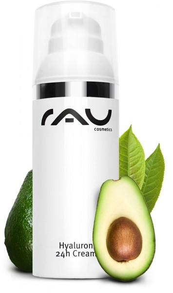RAU Hyaluron 24h Cream 50 ml – krém s kyselinou hyalurónovou, vitamínom C a sheabutter