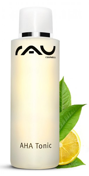 RAU AHA Tonic 200 ml – Osviežujúce tonikum s jemnými ovocnými kyselinami
