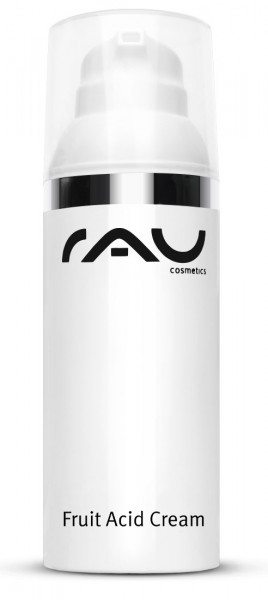 RAU Fruit Acid Cream 50 ml – s kyselinou salicylovou, ovocnými kyselinami, kyselinou hyaluronovou, v