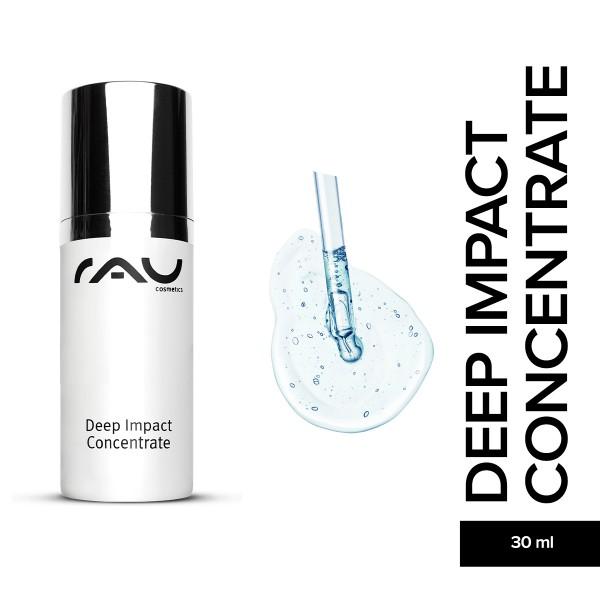 RAU Deep Impact Concentrate 30 ml – Sérum s morským kolagénom a peptidami medi