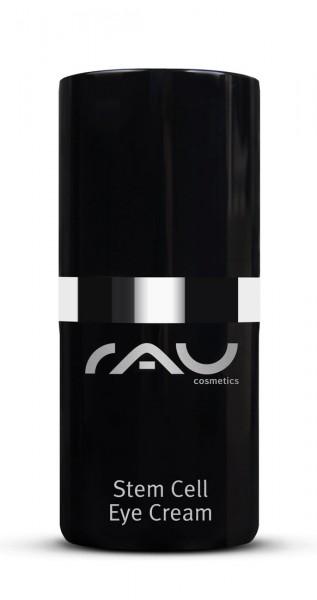 RAU Stem Cell Eye Cream 15 ml – očný krém s kyselinou hyaluronovou a rastlinnými kmeňovými bunkami