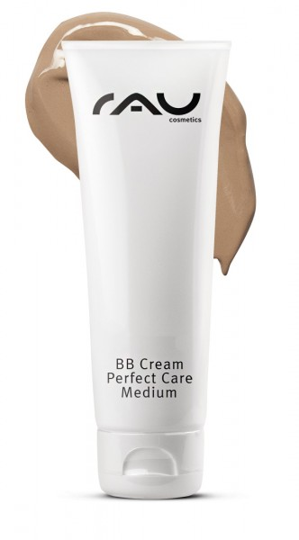 RAU BB Cream Perfect Care Medium 75 ml – Starostlivosť a make up v jednom